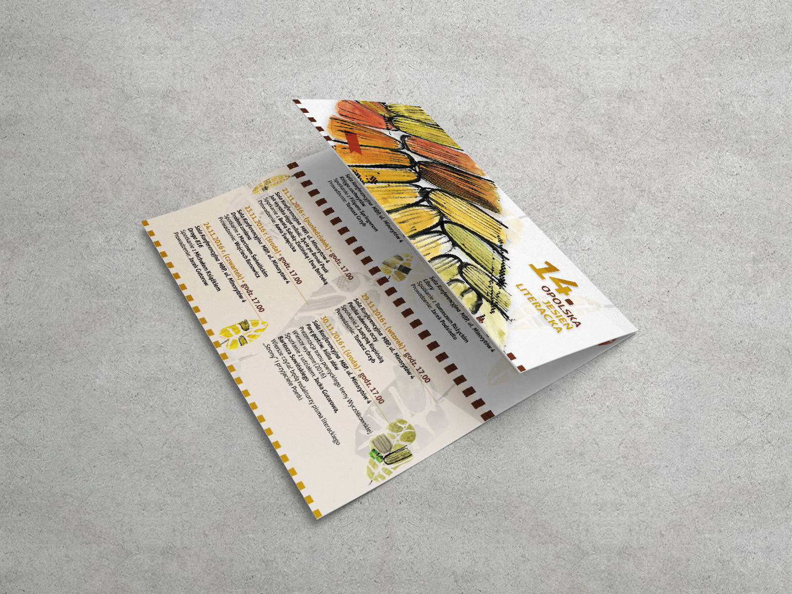 Leaflets Kleminskicom Designers Page